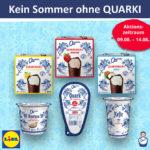 Quarki kein Sommer ohne Quarki bei Lidl