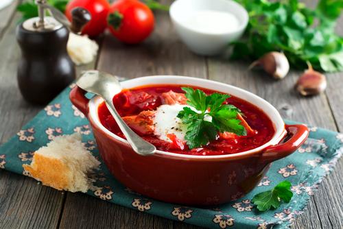 Quarki Rezept Bortsch Suppe