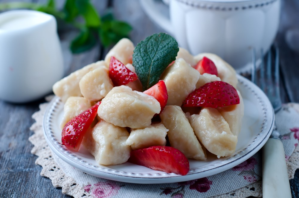Quarki Rezept Desserts Leniwije Wareniki