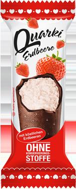 Quarki Quarki Erdbeer 35g