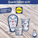 Quarki Quarki lohnt sich – nur bei Lidl