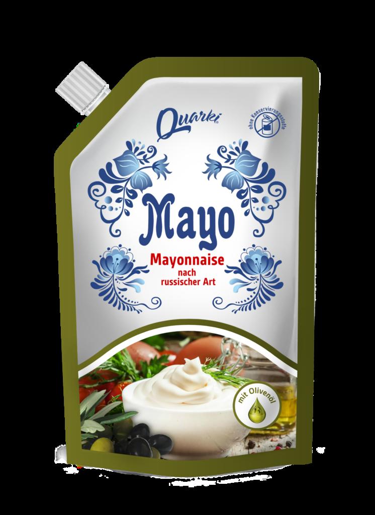 Quarki Mayonnaise m. Olivenöl 180g