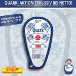 Quarki Quarki Aktion exklusiv bei Netto
