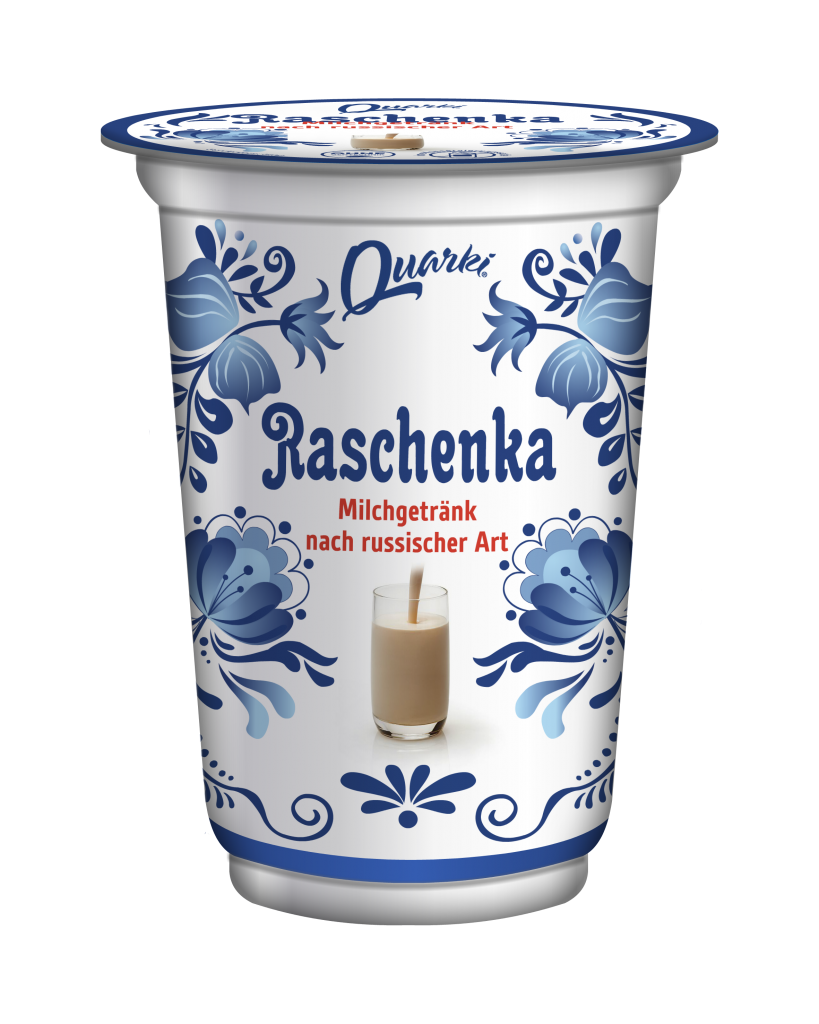 Quarki Raschenka 330g